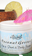 coconut groove body butter