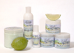 Margarita Pedicure Collection